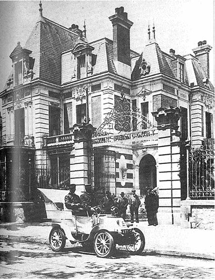 15a19 L'Hôtel de M. EMILE DRANCOURT Uti 425