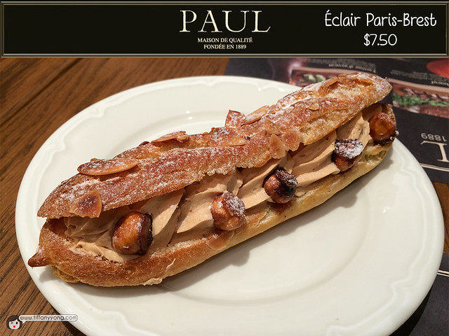 PAUL eclair paris brest