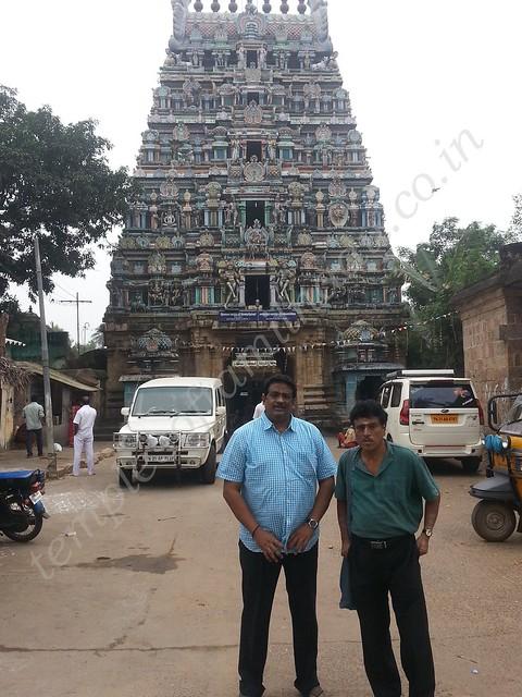 Prananatheswarar temple, Thirumangalakudi.