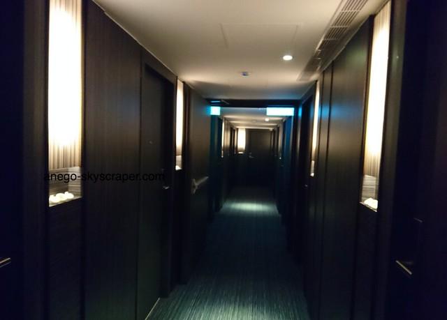 ポッシュパッカー 廊下