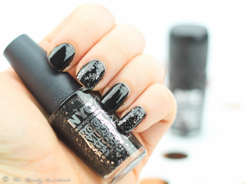 nyc nail polish