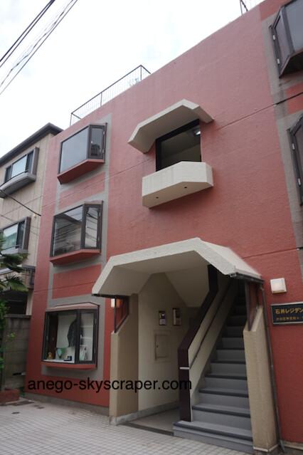 表参道 古いアパート