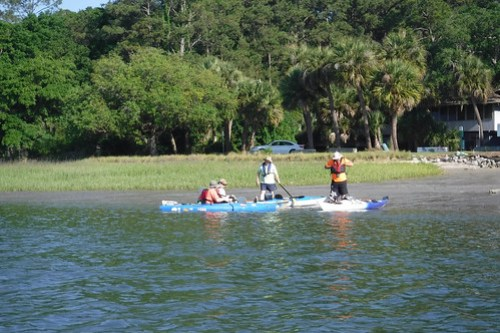 May River Paddling with Lowcountry Unfiltered-35