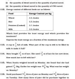 Class 6 Important Questions for Maths – Fractions and Decimals   AglaSem  Schools [ 5856 x 655 Pixel ]