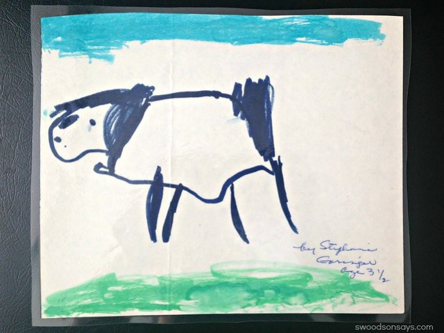 Kids Horse Drawing