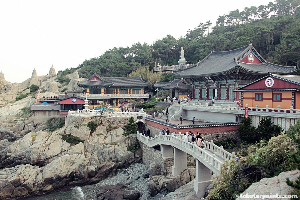 28 Sep 2014: Haedong Yonggungsa | Busan, South Korea