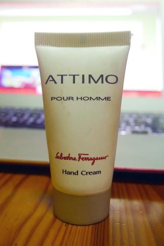 Salvatore Ferragamo Attimo Hand Cream 001