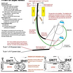 Speaker Volume Control Wiring Diagram Chevy 350 Timing Marks Ppimv In A Fender Amp | The Gear Page