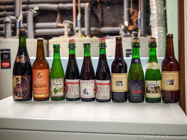 Belgian Beer Haul (November, 2014)