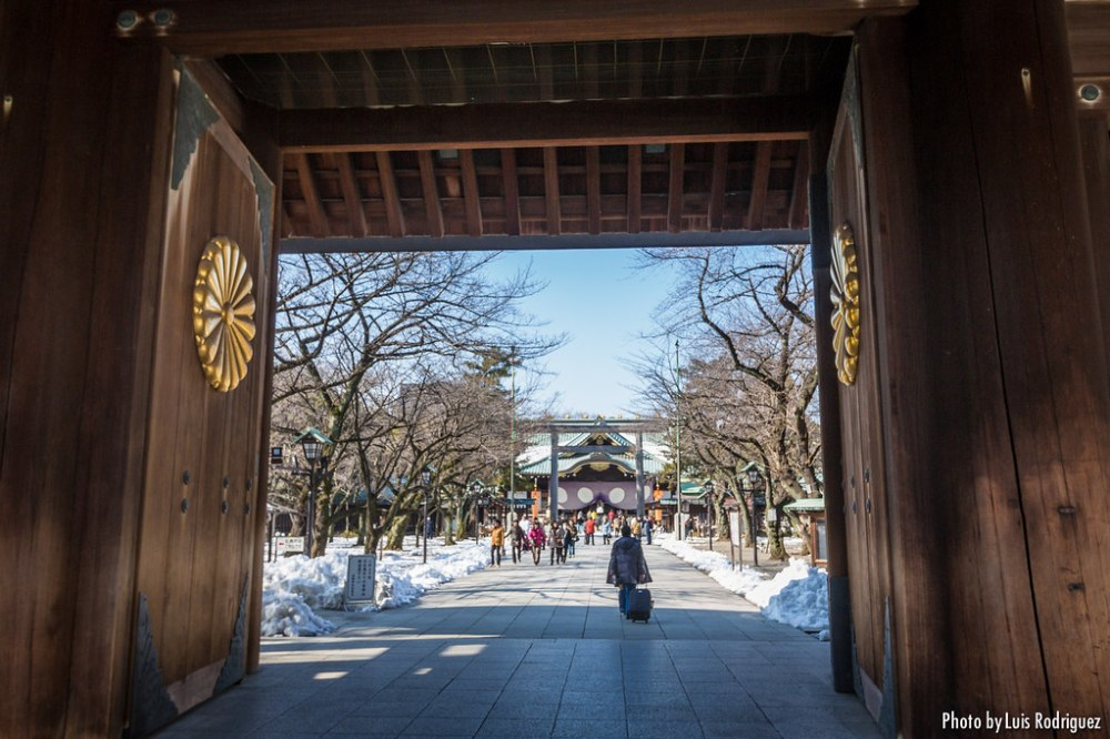 Santuario Yasukuni-20