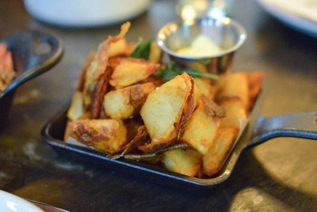 Miner's Potatoes