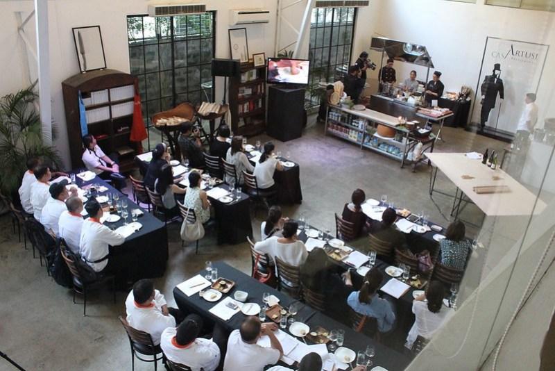 Casa Artusi in Manila