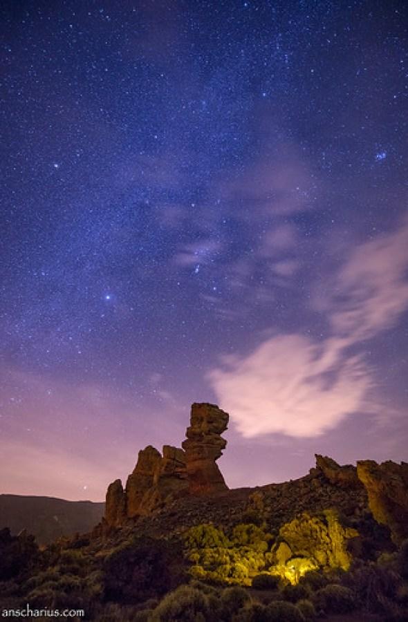 Under the Canarian Sky - Nikon D800E & 2,8/14-24mm