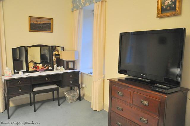 Interior Rivier Suite AbbotshawHouse