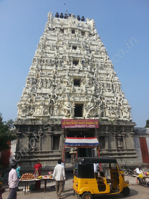 Atcheeswarar Temple at Acharapakkam