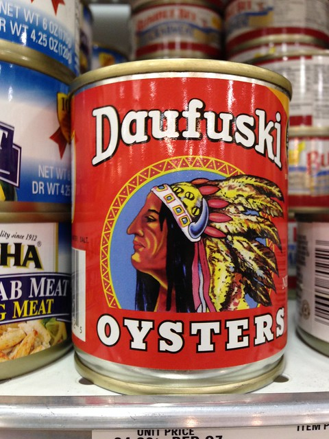 Daufuski Oysters