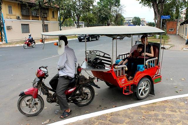 Museo del genocidio camboyano