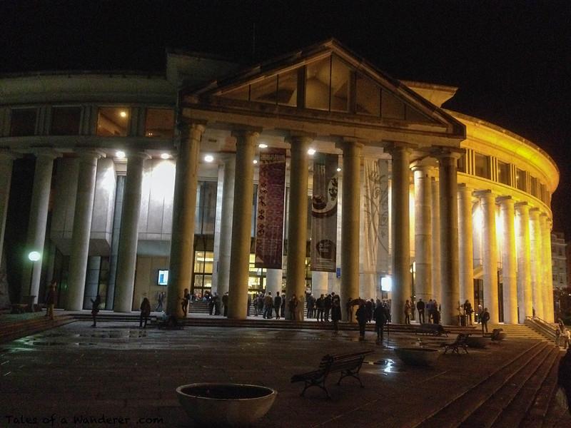 A CORUÑA - Palacio da Ópera