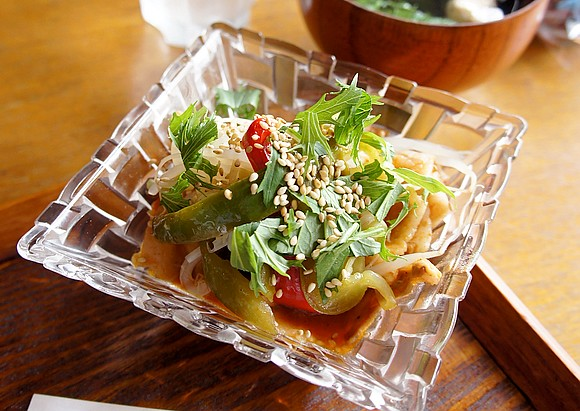 [京都美食]日常茶飯。隱藏版美食。3樓裡的日式定食小店 @ 水瓶女王vs老公仔 :: 痞客邦