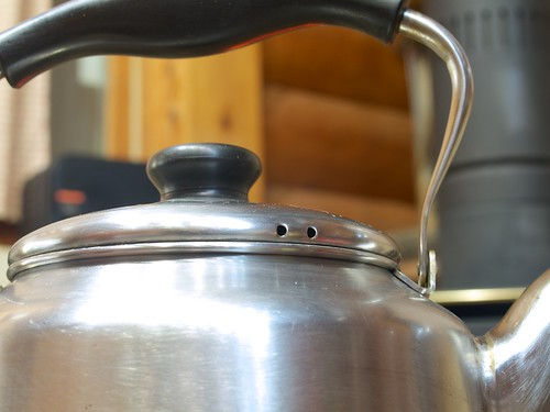 Sori Yanagi Stainless Kettle Matte Finish