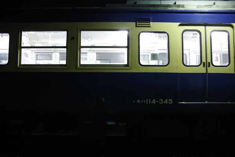 Series 115 Type 300 at Kobuchizawa