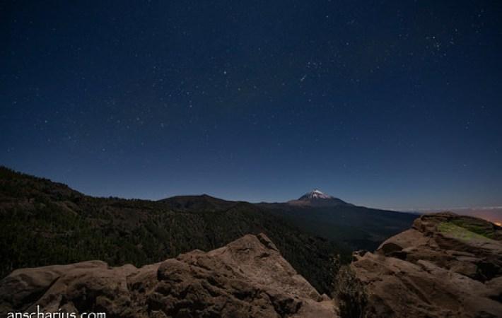 Canarian Night Sky - Nikon D800E & Nikkor 2,8/14-24mm