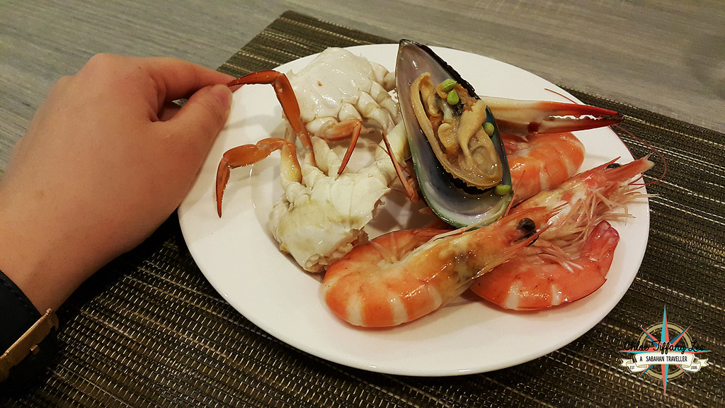 Ramadhan Buffet Dinner, Rosea Cafe, Grandis Hotel, Suria Sabah Shopping Mall, Kota Kinabalu, Sabah, Chloe Tiffany Lee (2)