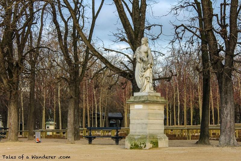 PARIS - Jardin du Luxembourg