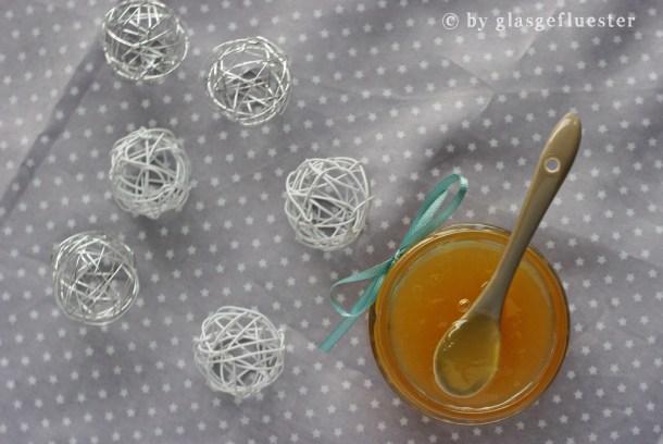 Ingwer Zitronen Marmelade by Glasgeflüster 3 klein