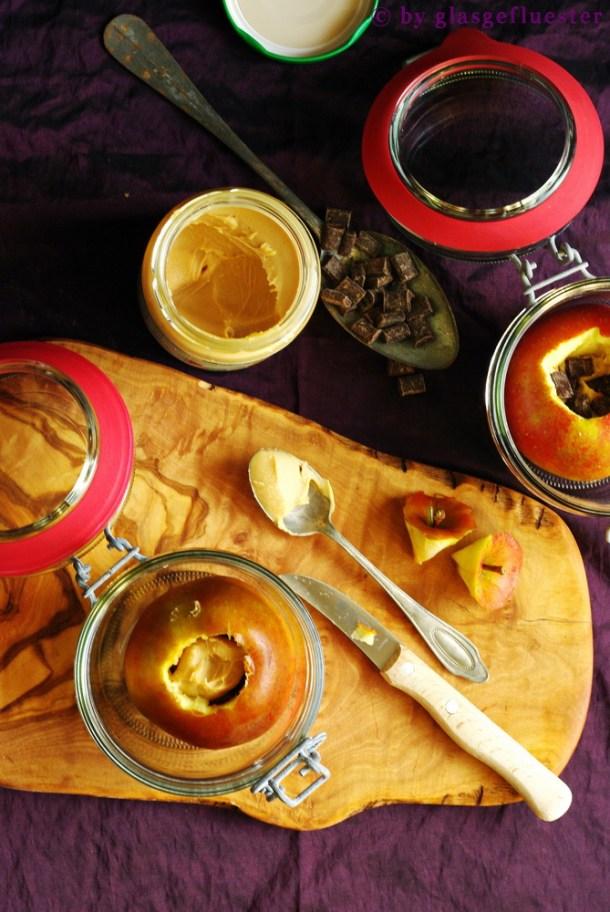 REWE Bratapfel im Glas by Glasgeflüster 2 klein