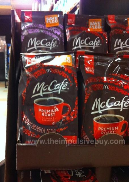 McCafe Ground Coffee