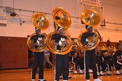 025 Mitchell High School Tubas