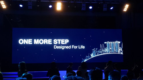 One More Step ... Design for Life