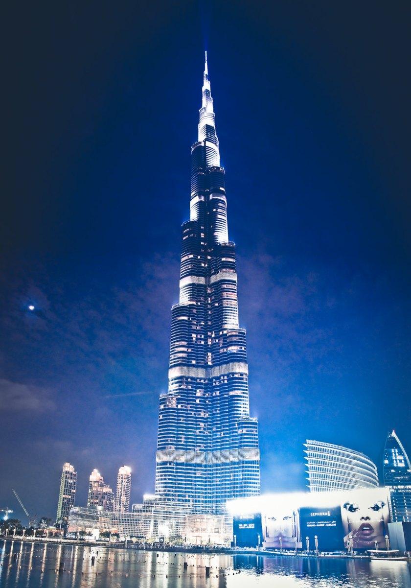Burj Khalifa: Tallest Building in the World, Dubai