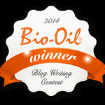 Bio Oil 2014 Blog Competition Winner
