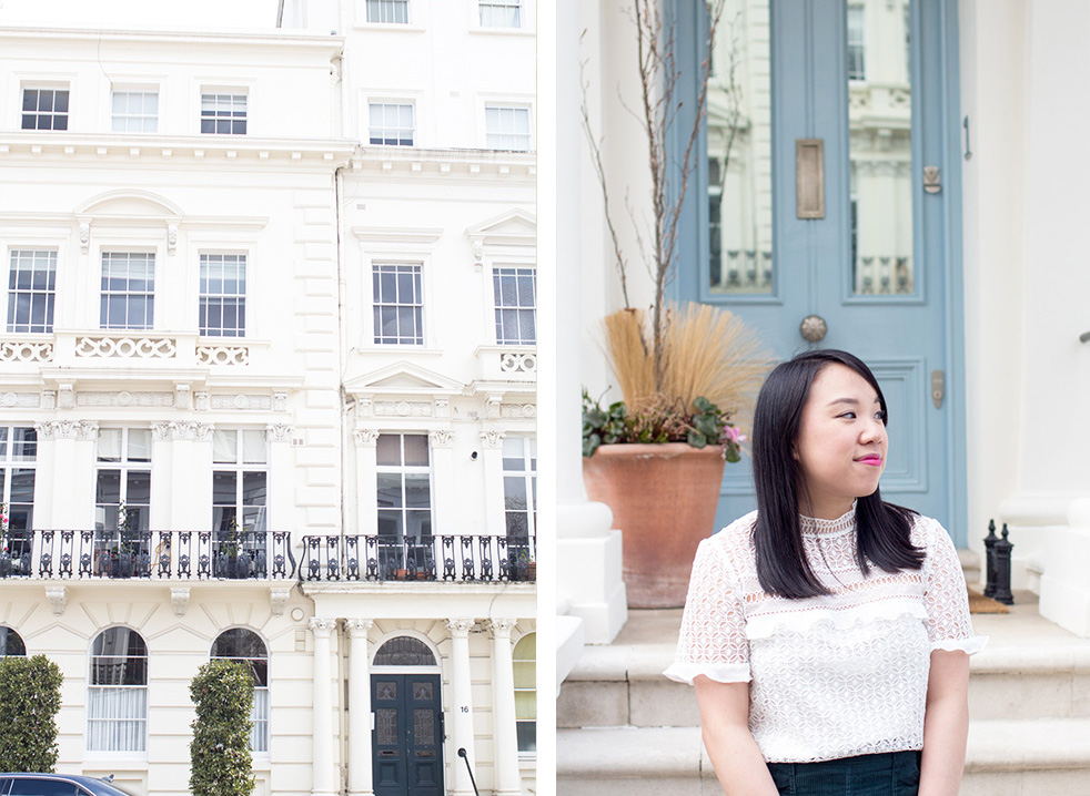 Notting Hill Facade and Profile