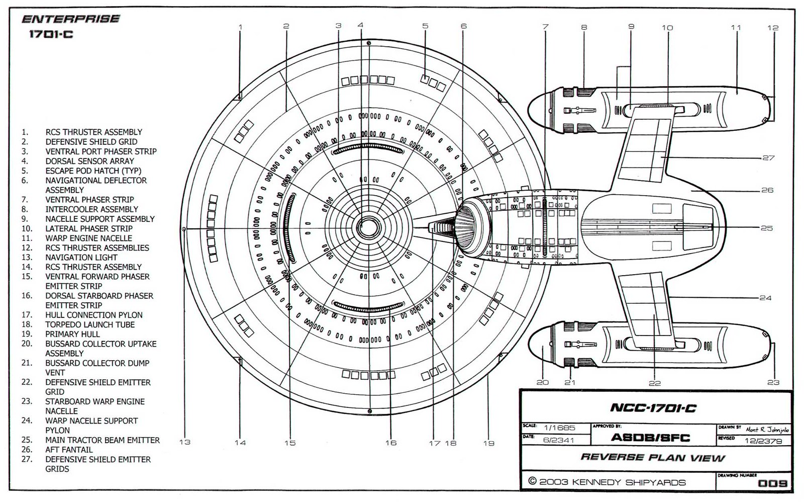 The Amazo Effect Ships Of The Line Ii The Blueprints Of