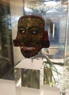 Dumbarton Oaks Pre-Columbian Mask