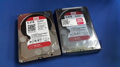 Western Digital - WD Red 6TB
