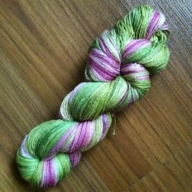 SS Handspun: Rosebud