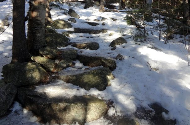 Osseo Trail Rocks