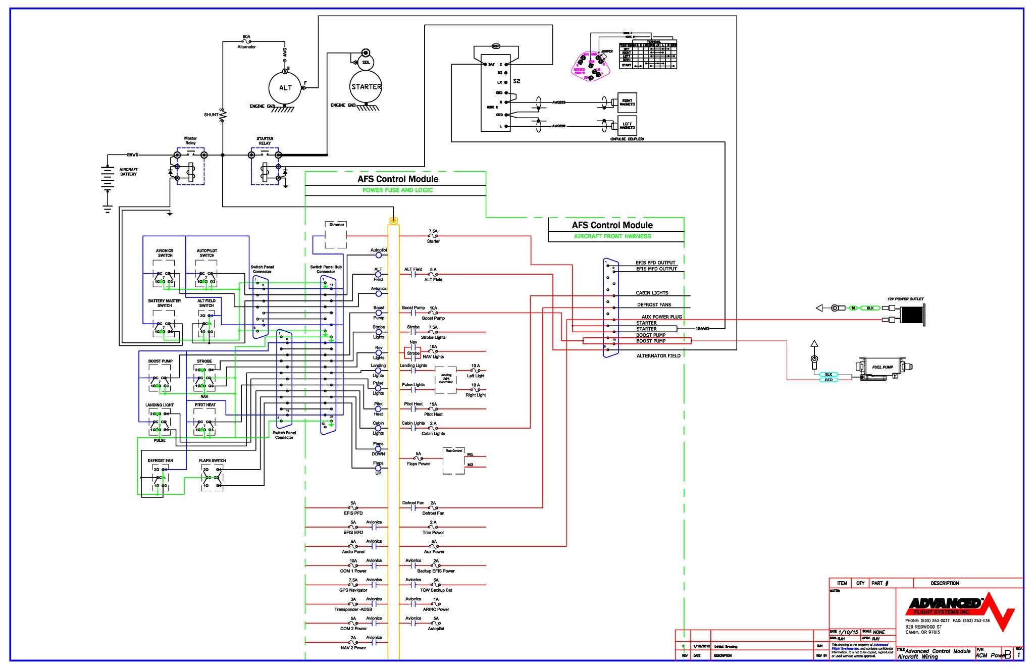 prestolite aircraft alternator wiring diagram 2006 vw passat turbo engine plane power 37