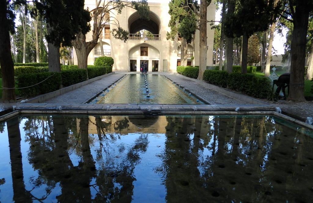 Jardin de Fin o Bagh-e Fin Kashan Iran 10
