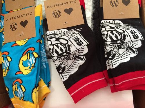 Wapuu socks