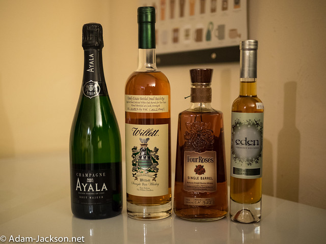 Whiskey Haul 1-3-2014