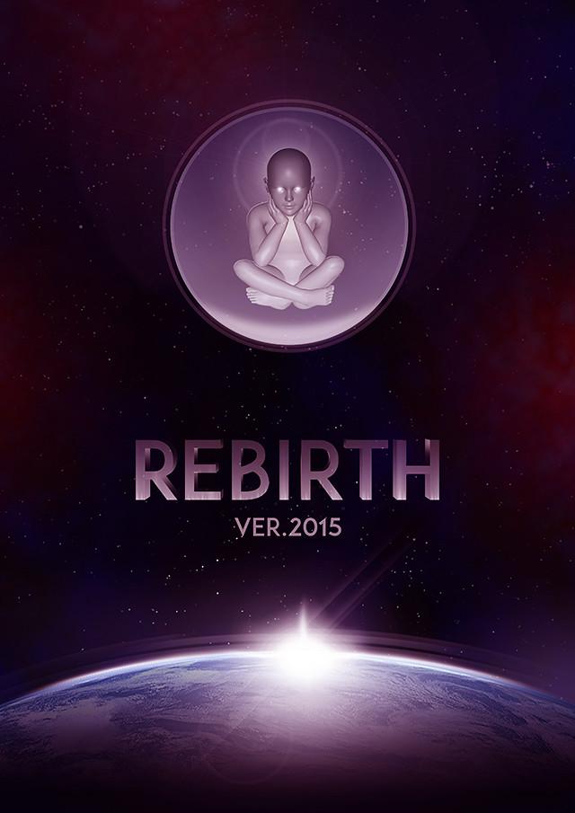 Rebirth poster design