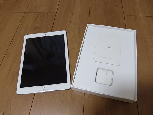 iPad Air2登場