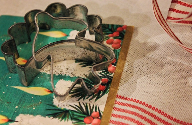 Vintage Cookie Cutters - from Sleeping Giant Antiques (Christmas Preparation)