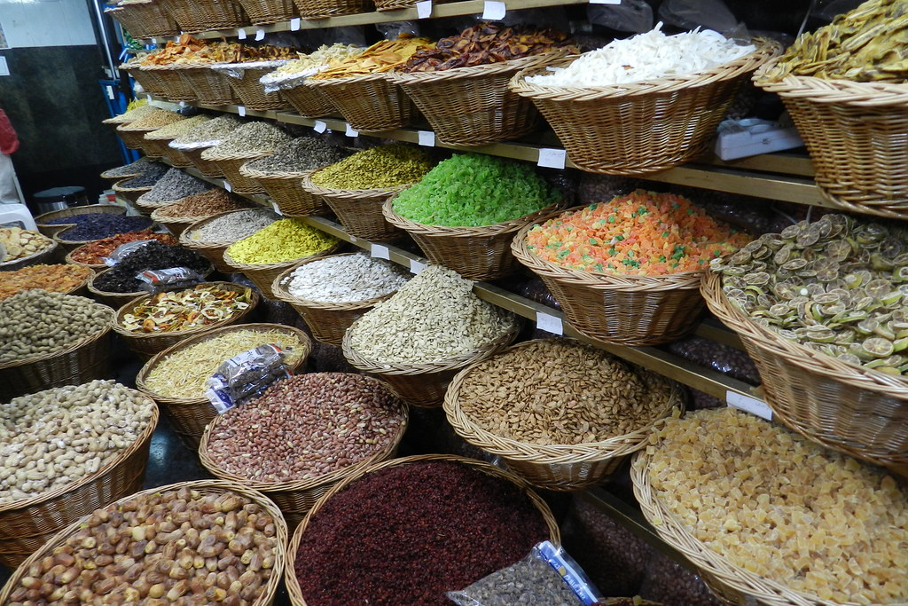 Bazar Tajrish Teherán Irán 18