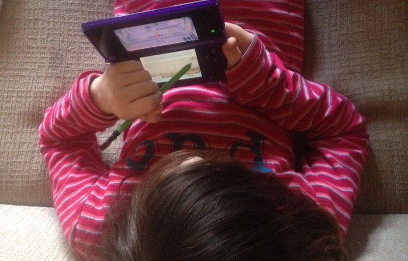 Playing with Nintendo 3DS